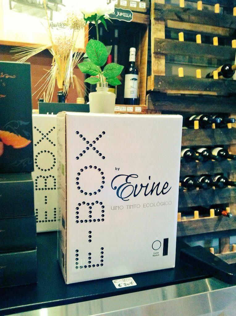 El nuevo E-Box de Evine