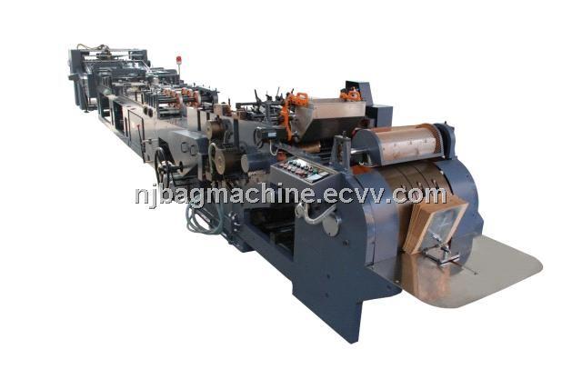HD-430 Sheet Feeding Paper Handbag Machine (HD-430) - China Sheet Feeding Paper Handbag Machine, NANJIANG