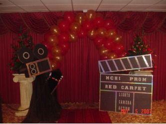 Hollywood Red Carpet Backdrop Events Pinterest