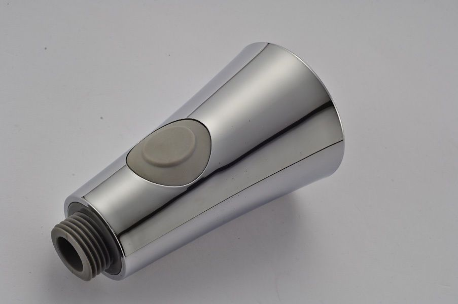 Modern Kitchen Tap Pull Out Spray Head Chrome Replacement Sprayer