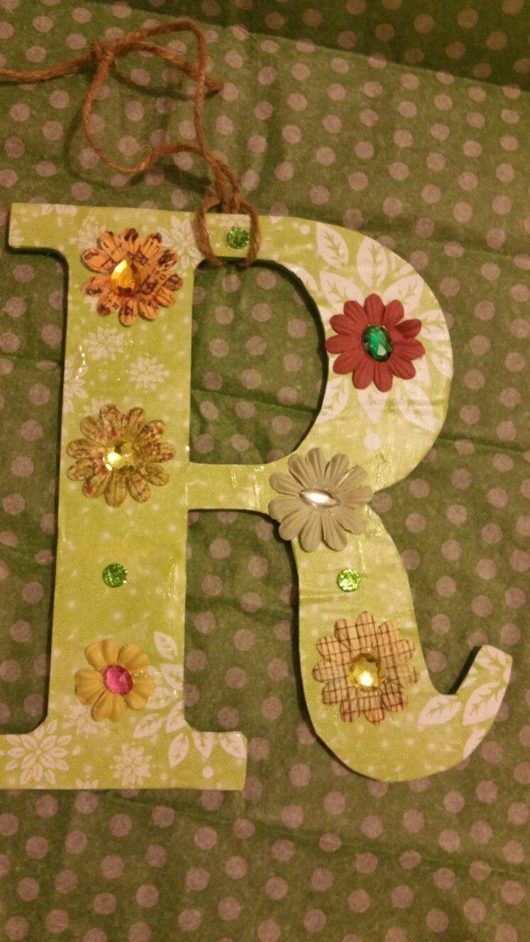 Park Art My WordPress Blog_Wooden Monogram Letters Hobby Lobby