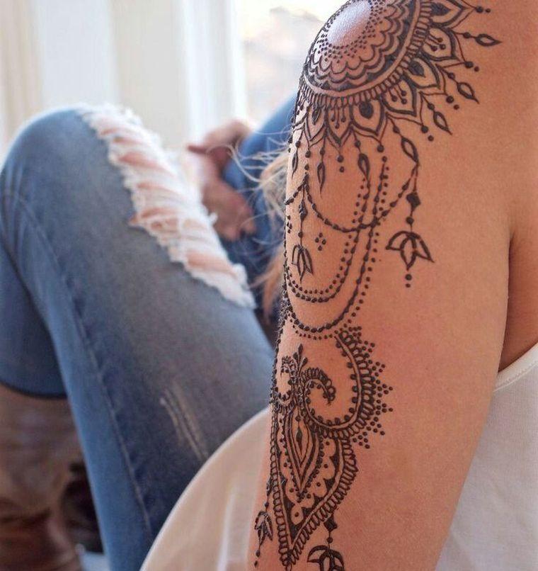 tatouage éphémère : zoom sur les décorations de peau temporaires