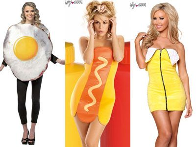 halloween costumes - Halloween Food Costume