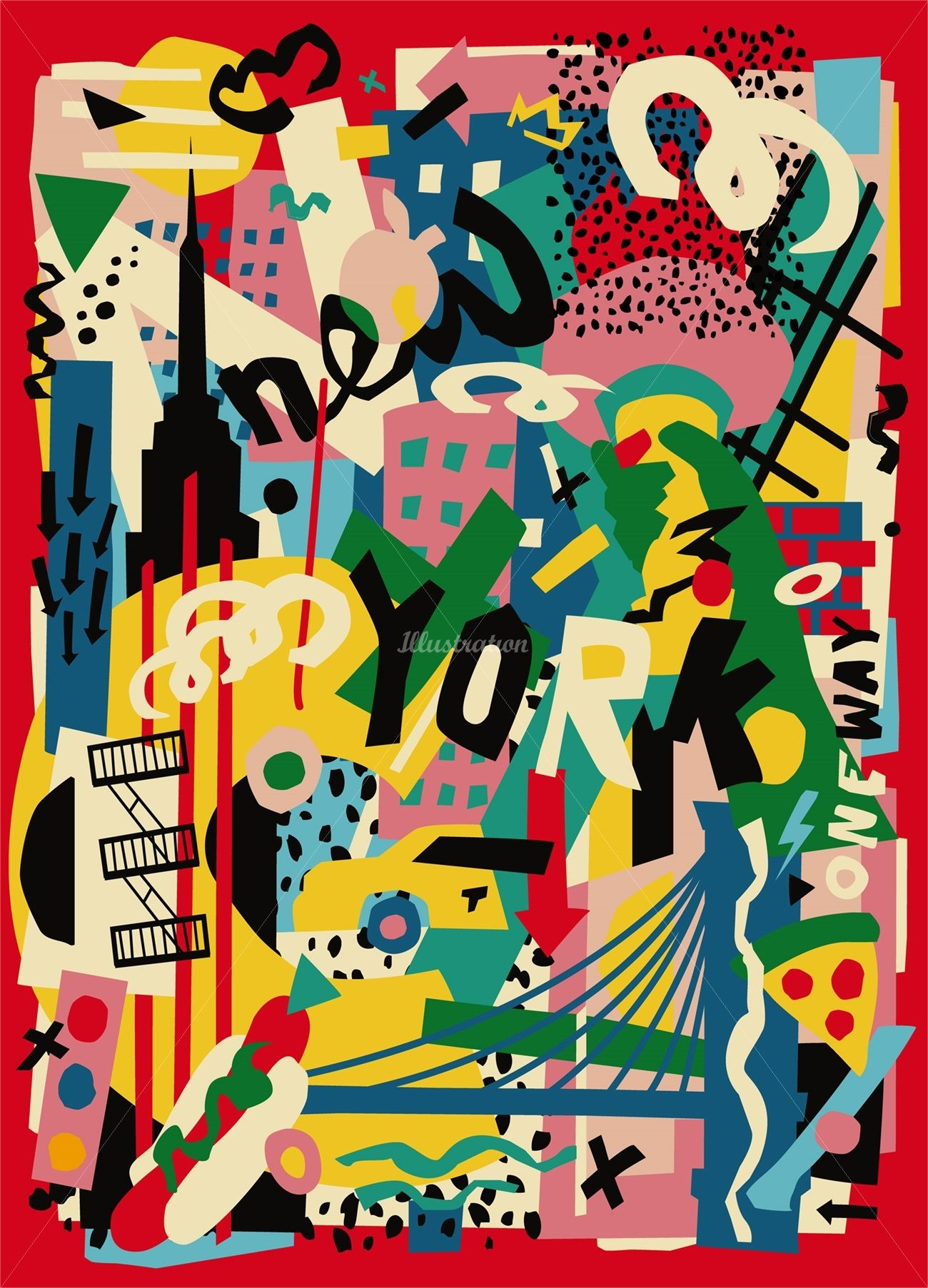 Графический дизайн постеры