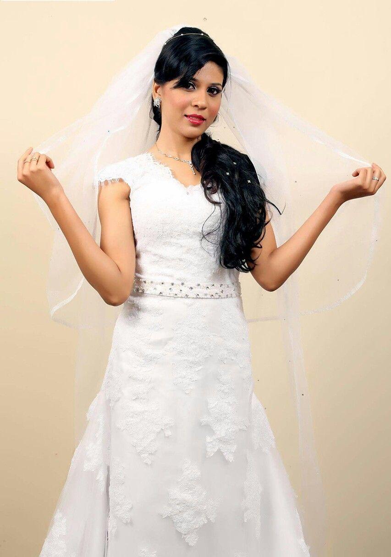 wedding #bride #christian bride #kerala wedding #makeup #kerala ...