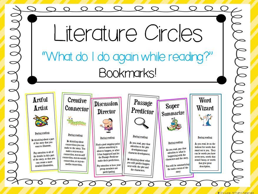 Literature Circles - TCNJ