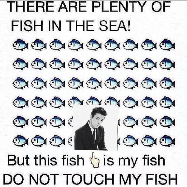 My Fishy Plenty Of Fish Funny Relationship Relationship Memes