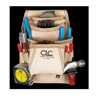 10 Pocket Carpenter S Nail Amp Tool Bag