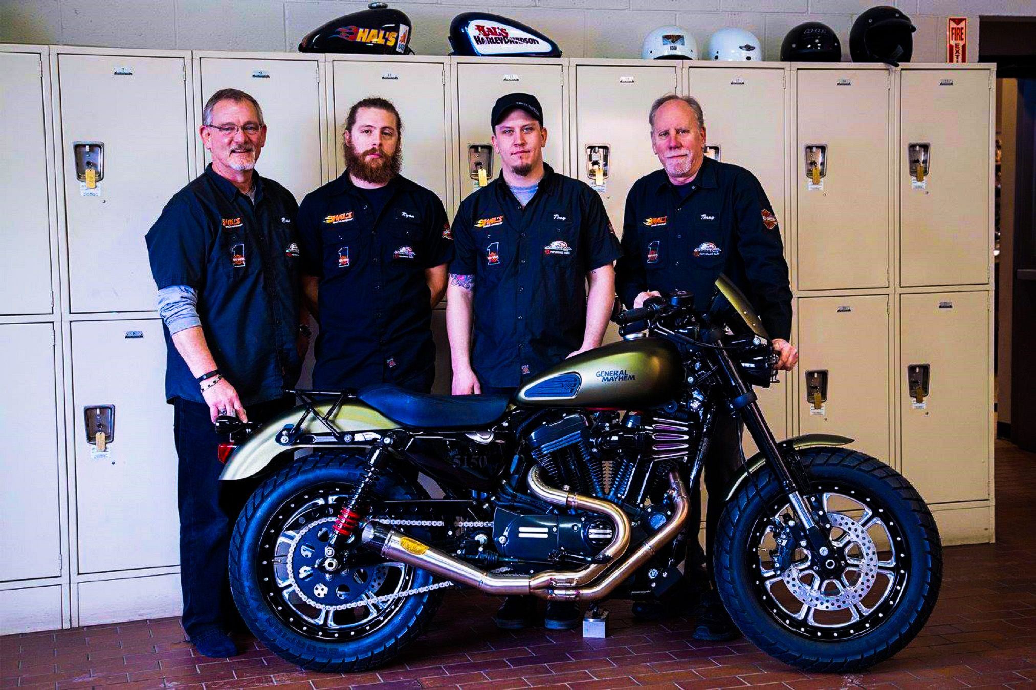 Hal's Harley-Davidson New Berlin, Wisconsin - 2015 H-D® Sportster