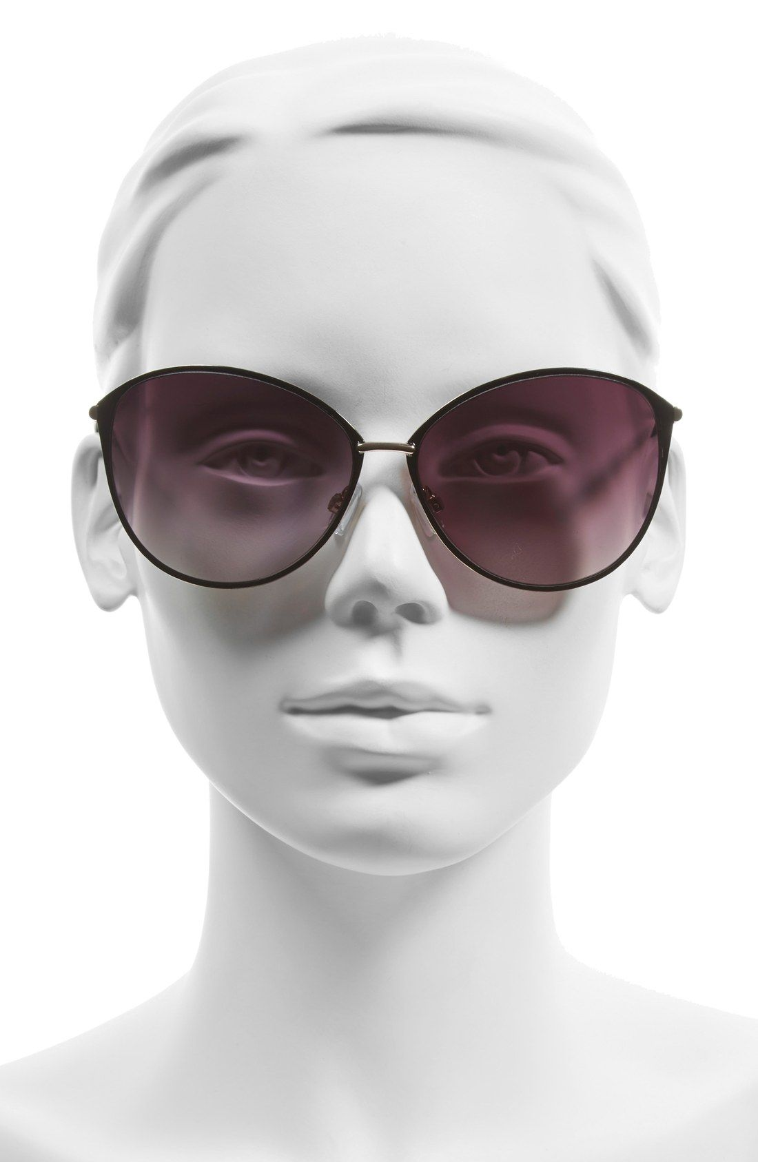 BP. 62mm Oversize Cat Eye Sunglasses