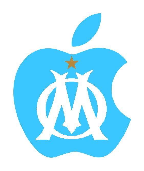 Olympique De Marseille Appstick Creative Connected Stickers Olympique De Marseille Marseille Olympique