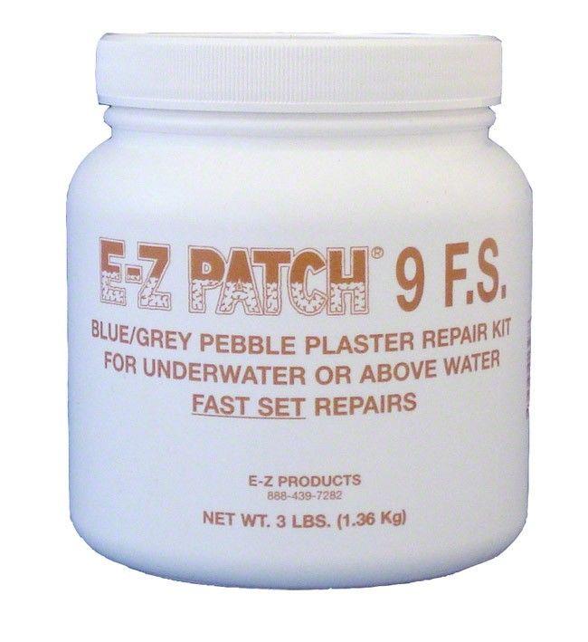 A 3 Lb Jar Covers Up To 1 Square Foot At 3 8 Inches All Ez Patch Cement Repair Colors May Be Adjusted Using A Plaster Repair Pool Repair Swimming Pool Repair
