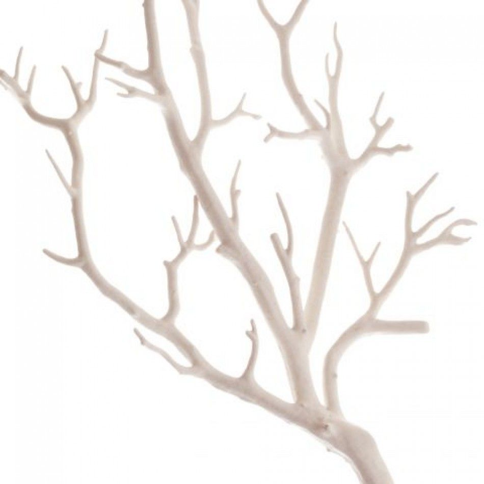 Manzanita Tree In Pot - 4 Ft WHITE Manzanita Tree (Bendable) [403129 ...