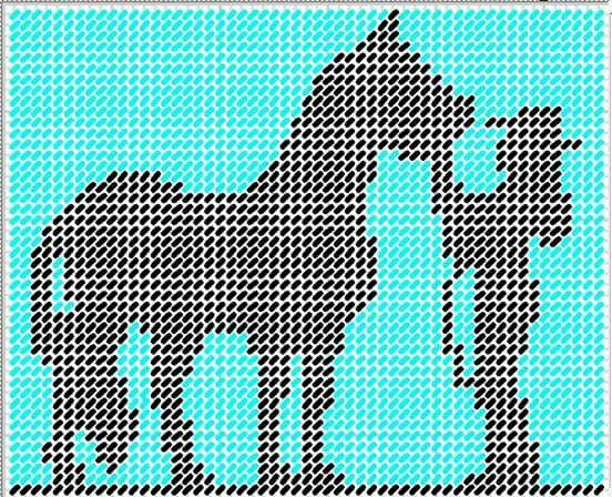 Pin By Rebafaye On Western Plastic Canvas Plastic Canvas