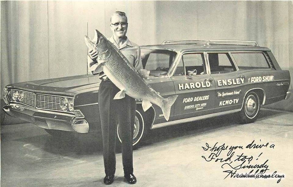 Harold Ensley The Sportsmans Friend Raytown Mo Kansas City