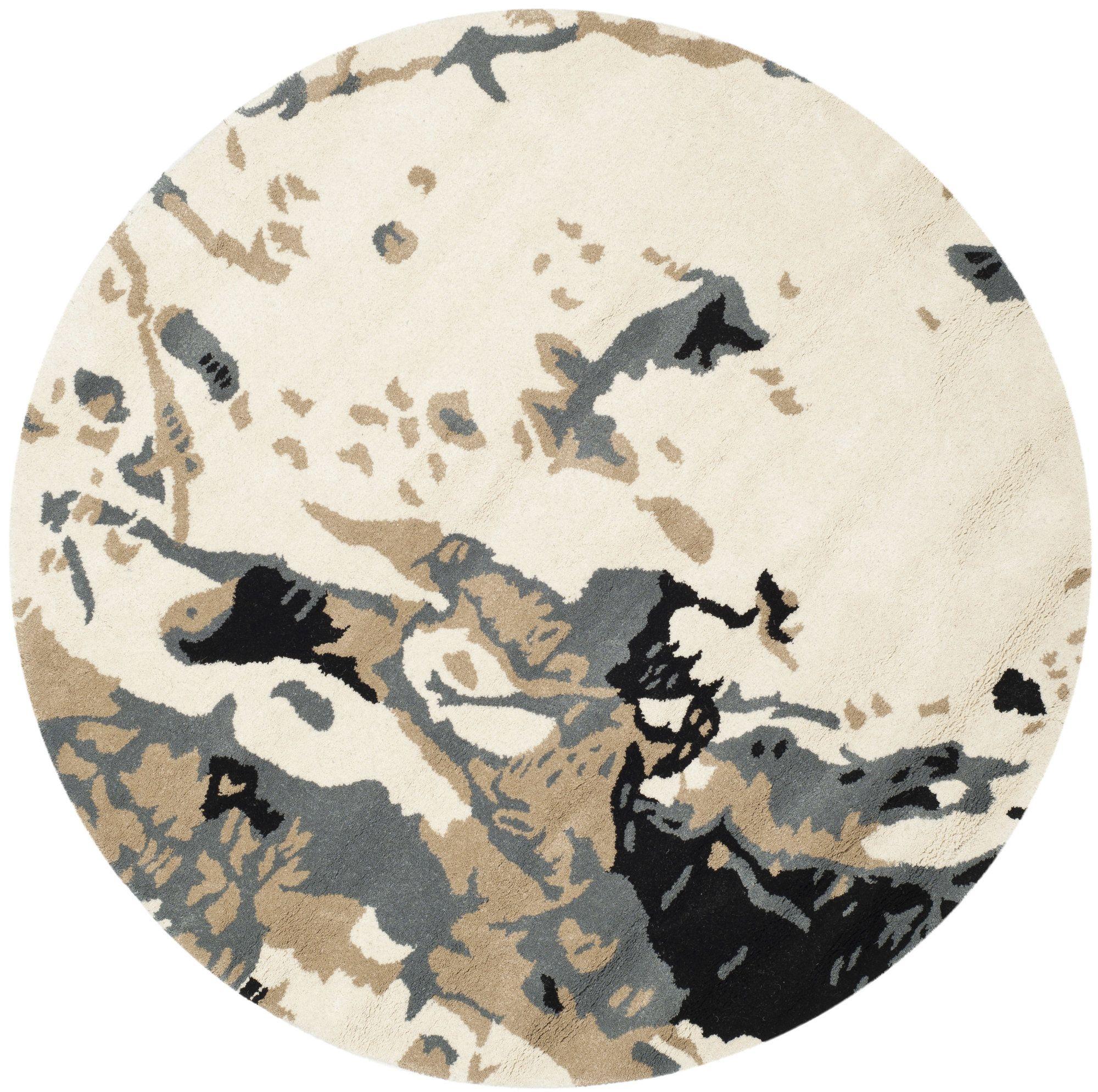 Marina Ivory/Gray Area Rug