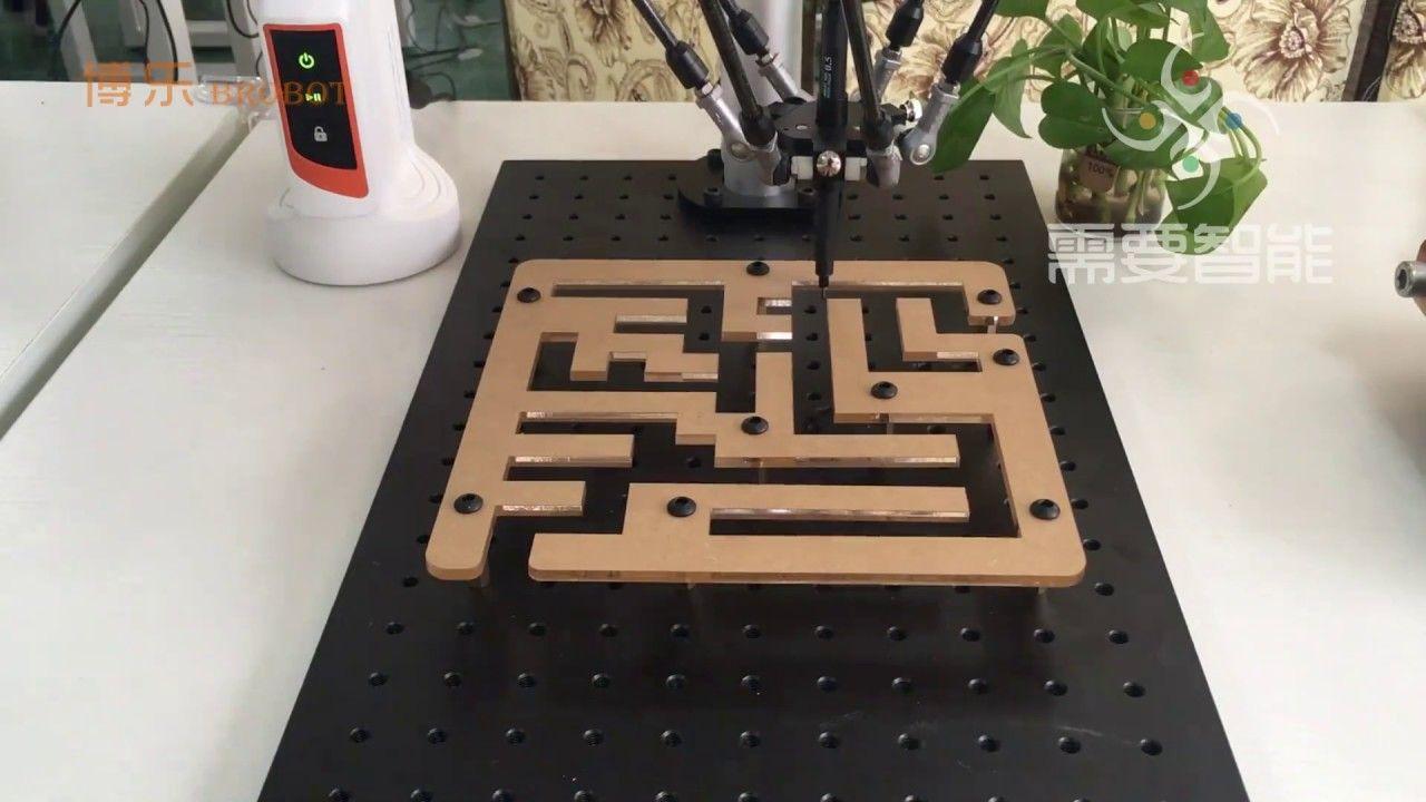 Brobot Smart Desktop Robot Programmable Robotic Arm For Stem