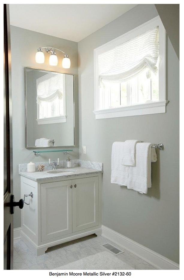 Best Benjamin Moore Paint Colors Bathroom Colors Traditional Bathroom Blue Bathroom Decor