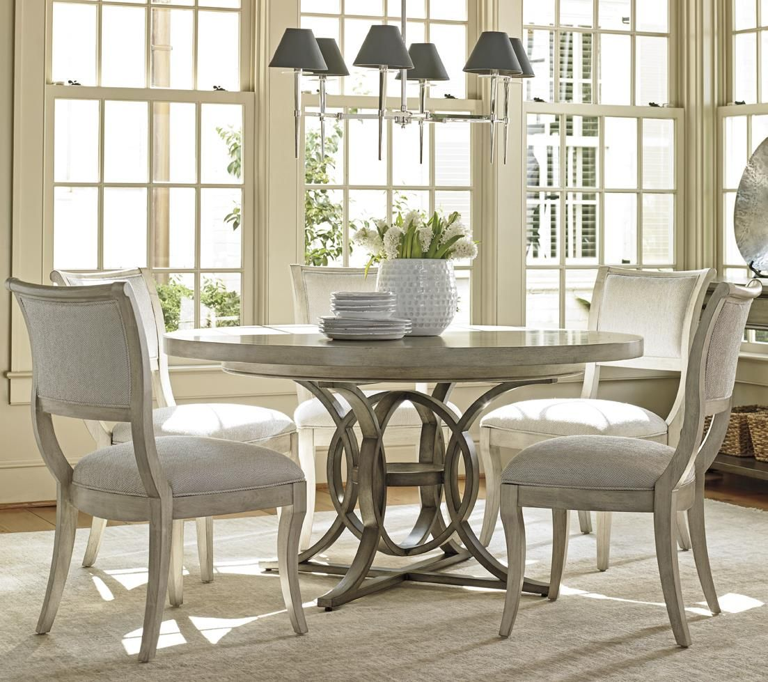 Oyster bay pc dining set by lexington marco dining pinterest
