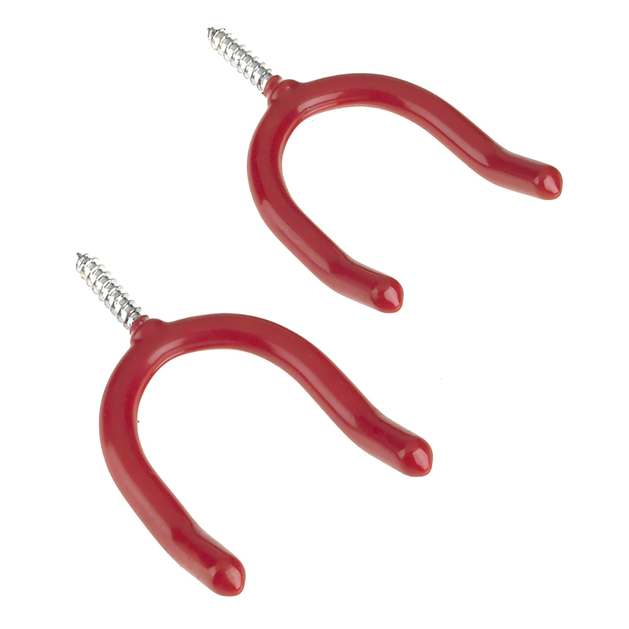 Rothley Red Steel Tool Storage Hooks Pack Of 2 Departments Diy At B Q Tool Steel Tool Storage Storage Hooks