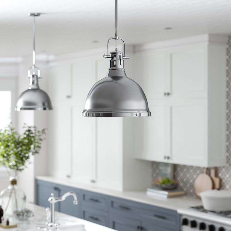 Bodalla 1 Light Single Dome Pendant Kitchen Lighting Pendant