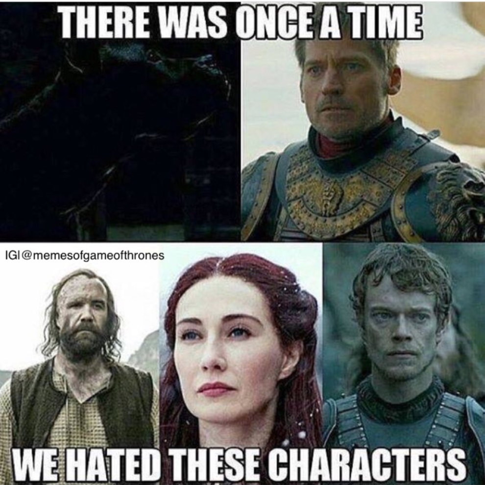 """Literally 100 Really Funny """"Game Of Thrones"""" Memes Game"""