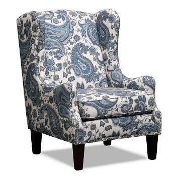 Best Veranda Upholstery Accent Chair Value City Furniture 640 x 480