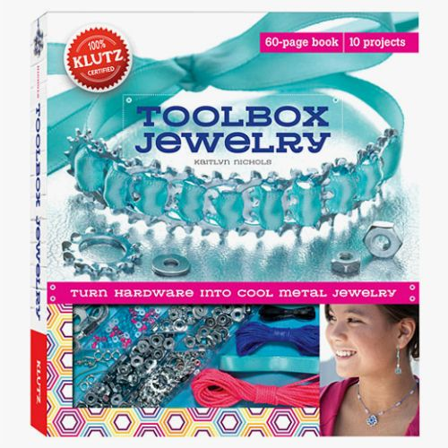 Klutz Toolbox Jewelry Gifts For Teens Diy Jewelry Making