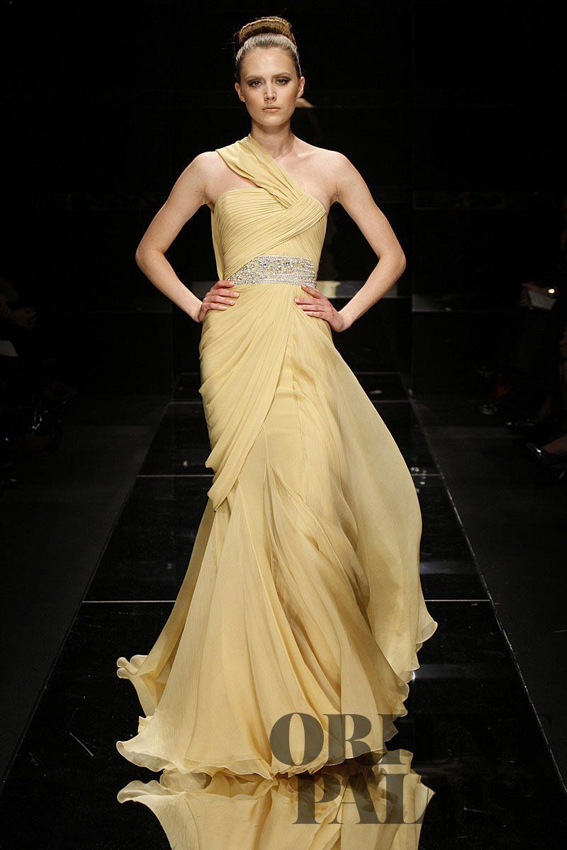 Elie Saab Spring-summer 2008 - Couture #gorgeousgowns