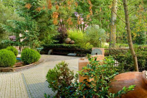 Jardín el Botero - Jardines