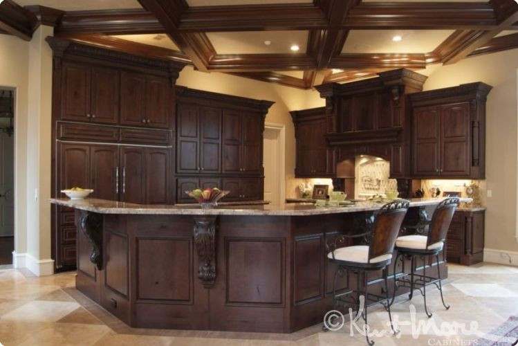 vent hood Custom Kitchen Cabinets by Kent Moore Cabinets ...