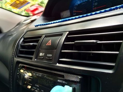 Diy Fix Bad Smell In Car Air Conditioner With Lysol