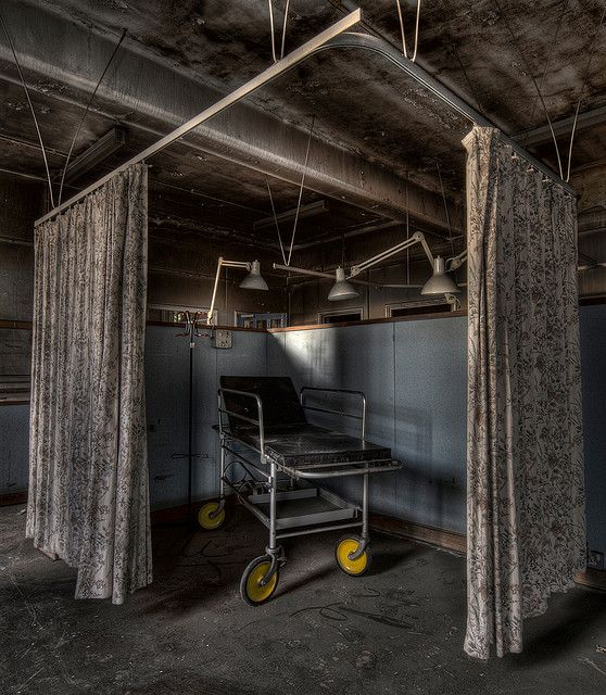 Abandoned But Not Forgotten: Hospitals, Decay And Urban