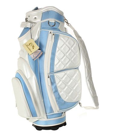 Used Ladies Golf Clubs >> Light Blue & Pearl Verona Golf Bag by Burton. SO PRETTY!!!   Balone   Golf bags, Golf, Ladies golf