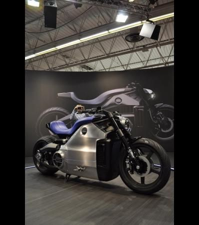 Voxan Wattman, 2013 Electric Bike