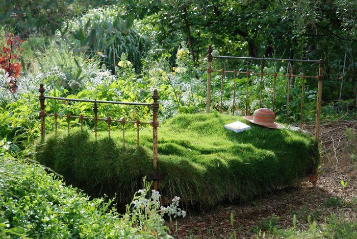 Entzuckend Gartenideen Zum Selber Machen   Heute Geht Es Bei Uns Wieder Um Upcycling  Und Kreative Gartenideen Zum Selber Machen. Dass Ein Möbelstück Schon Etwas