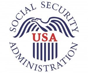 This Is The Logo Of The Social Security Administration Also This