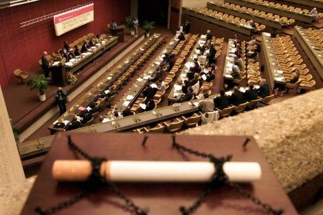La regulación del tabaco evitará 7,4 millones de muertes prematuras en 2050. http://www.farmaciafrancesa.com