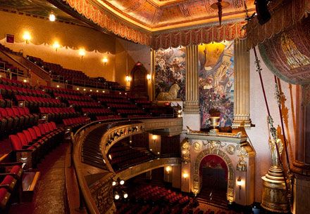 Beacon Theatre New York City Photo Madison Square