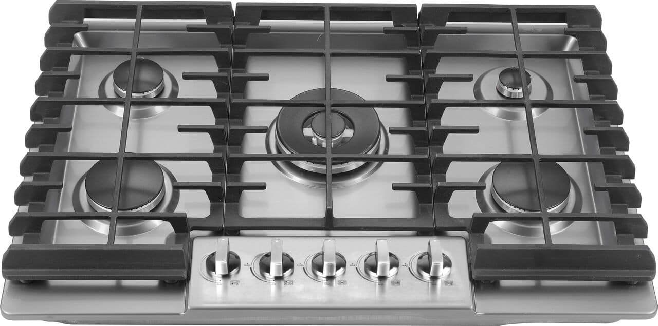 Thor Kitchen Hct3605 36 Inch Gas Cooktop With 5 Sealed Burners