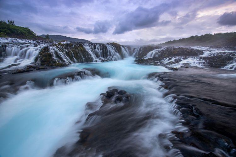 Bruararfoss, Iceland
