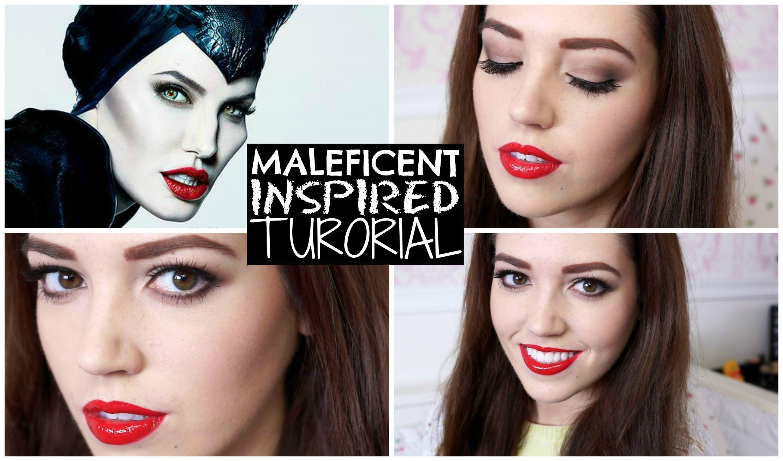 All MAC Tutorial Inspired By Maleficent velvetgh0st