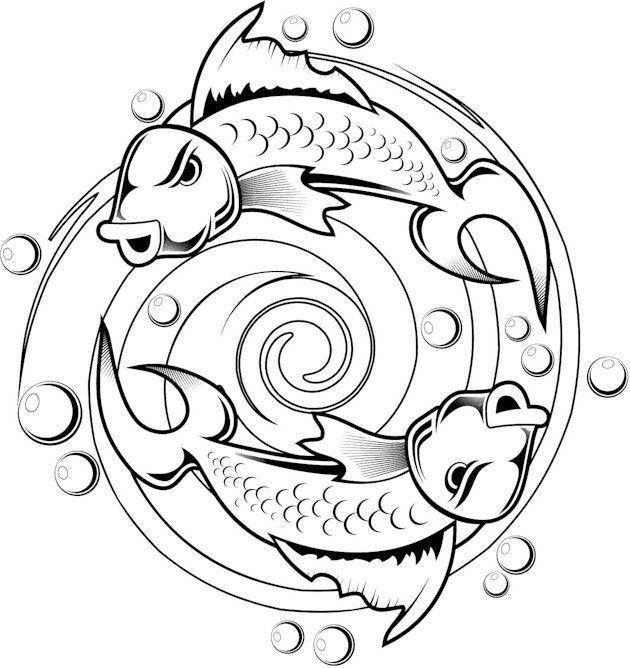 graffiti coloring page