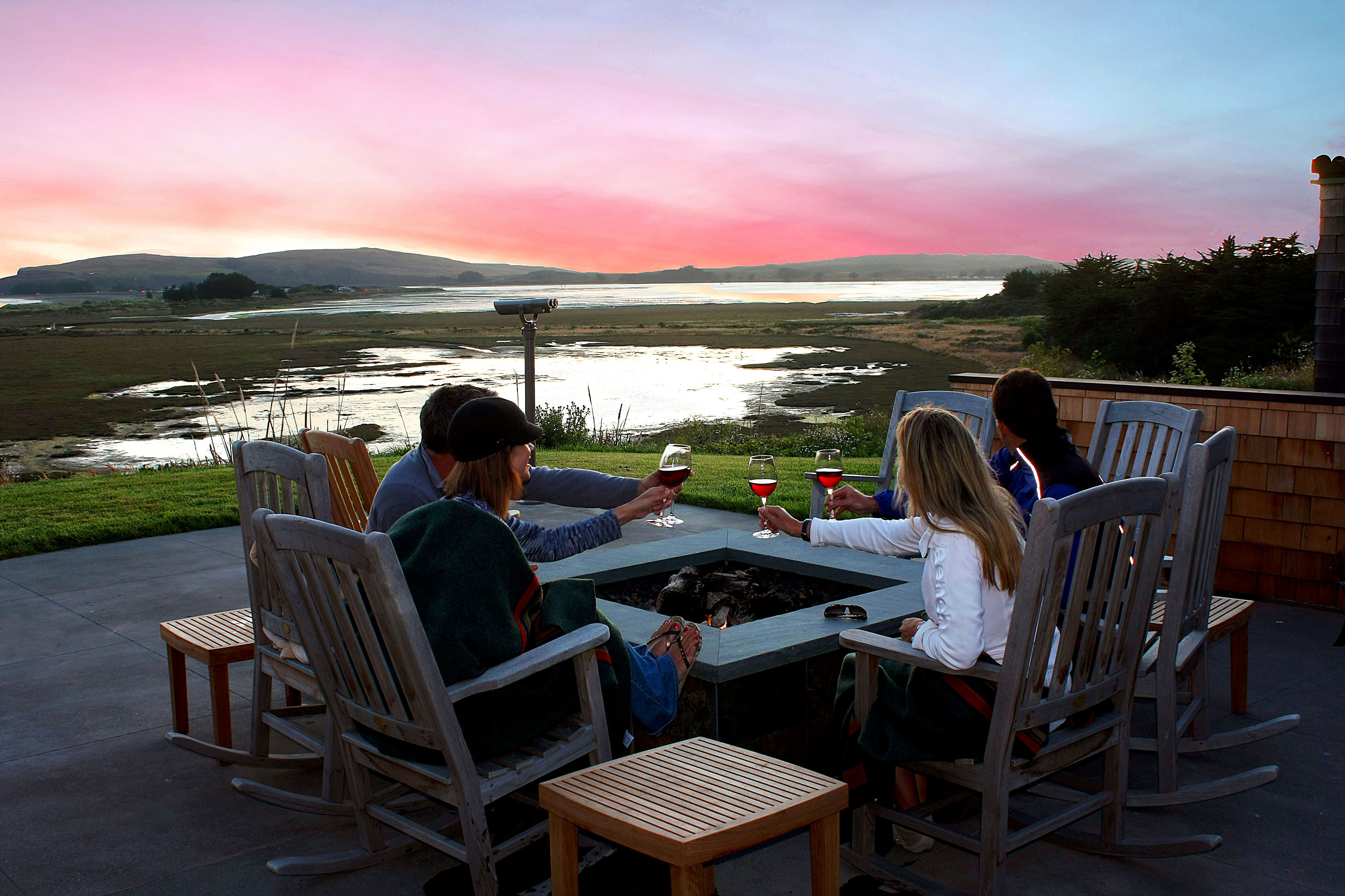 The Duck Club in Bodega Bay, CA has been named one of the 10 Most