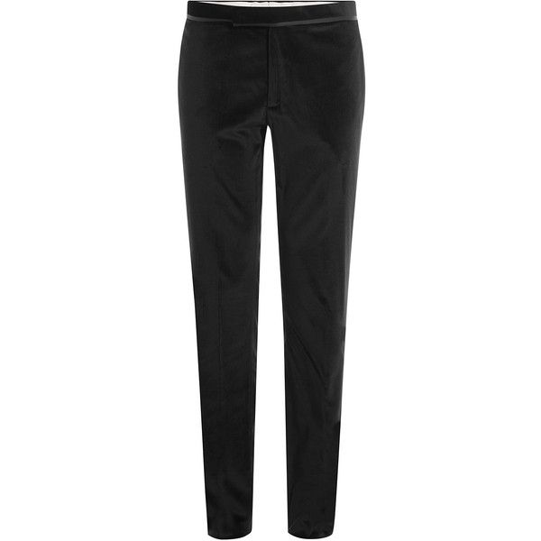 slim-fit pants - Black Etro pegbggj
