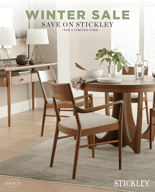 Stickley Winter Sale In 2020 Elegant Bedding Rectangular Dining Table Pedestal Dining Table