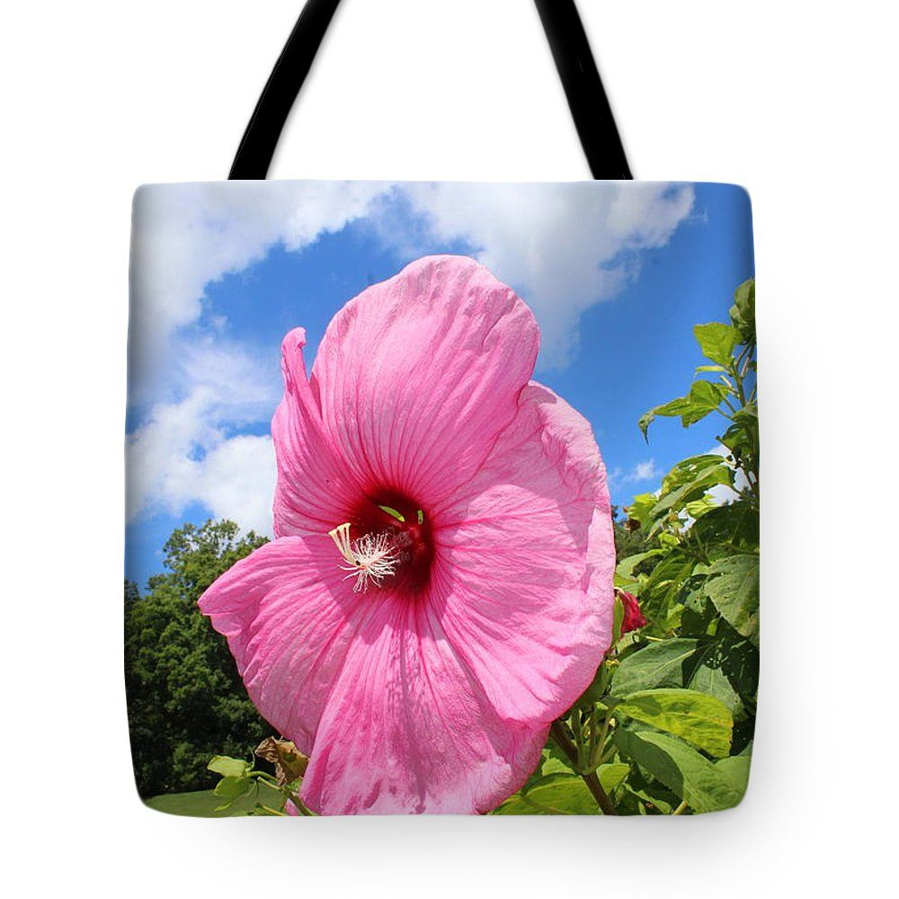 Pink hibiscus flower tote bag for sale by scott d van osdol pink hibiscus flower tote bag for sale by scott d van osdol izmirmasajfo