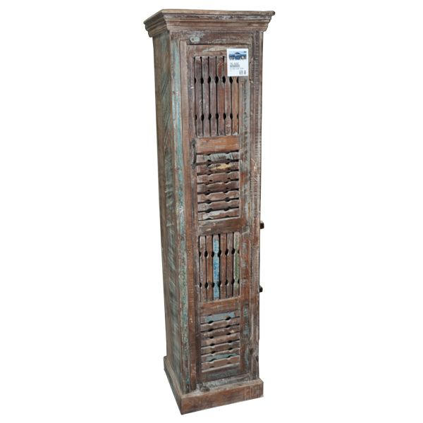 Reclaimed Skinny Cabinet | Brianu0027s Furniture