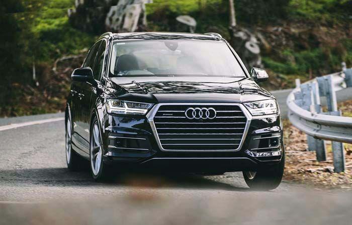 Nice Audi 2017 2018 Audi Q7 Hot Car Concept Rumors Car24