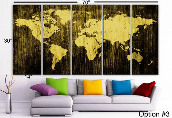 Boxcolors (any image printed on giclee/canvas glossy finish) 30\